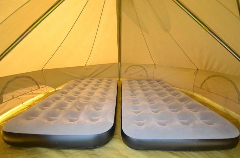 tente 2 places sibley