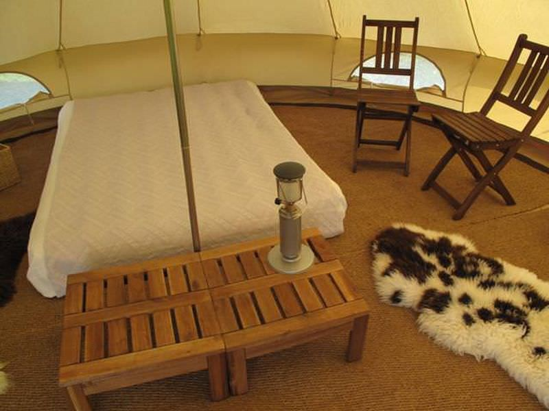 tente camping 4 places hiver
