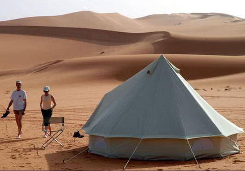 tente camping 2 places rando