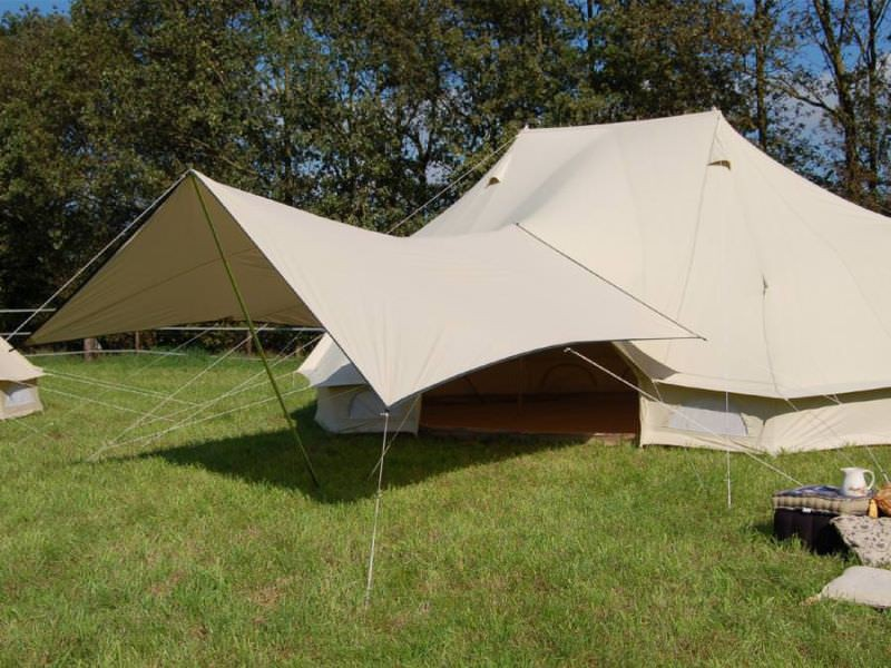 tente camping 6 places Sibley 600 twin Ultimate