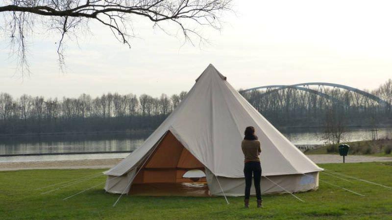 grande tente coton 600 ultimate