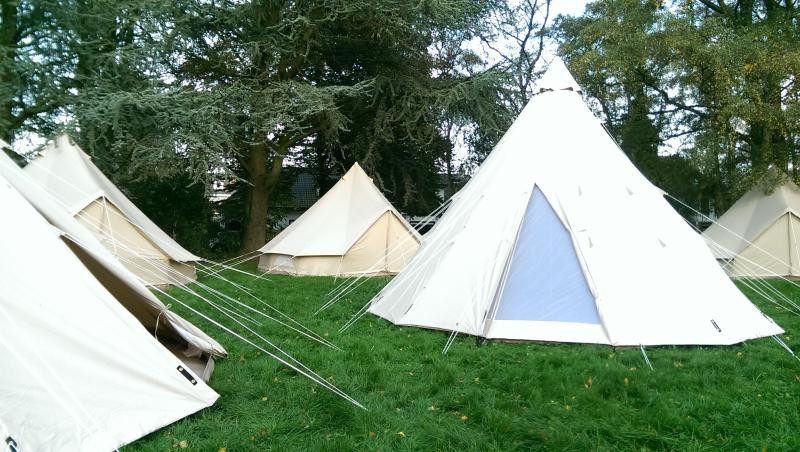 Tipi 500 Ultimate coton