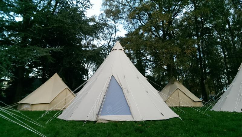 Tipi 500 Ultimate teepee