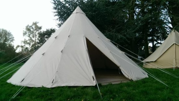 tipi reception