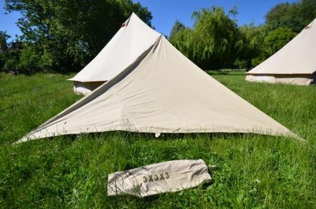 abris shelter triangulaire