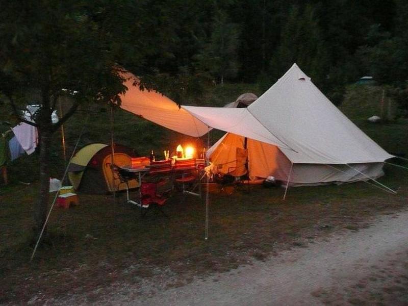 abris de camping