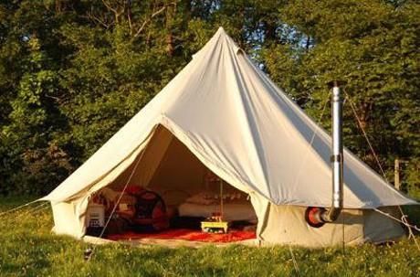 sortie poele de tente