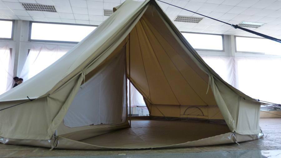 tente de camping familiale sibley