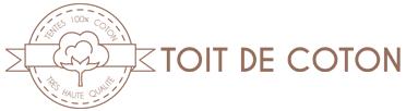 Toit de coton Retina Logo