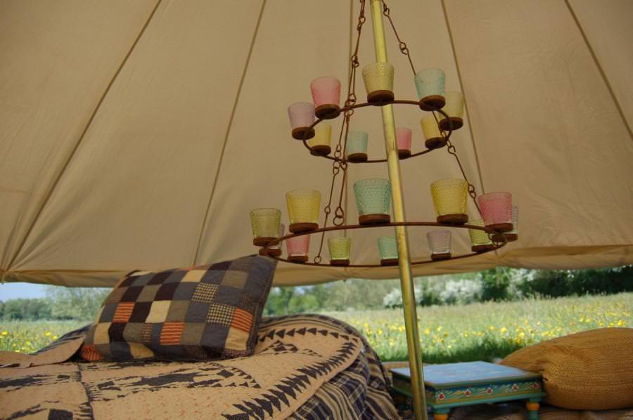 chandelier-double-tente-photophores-multicolore