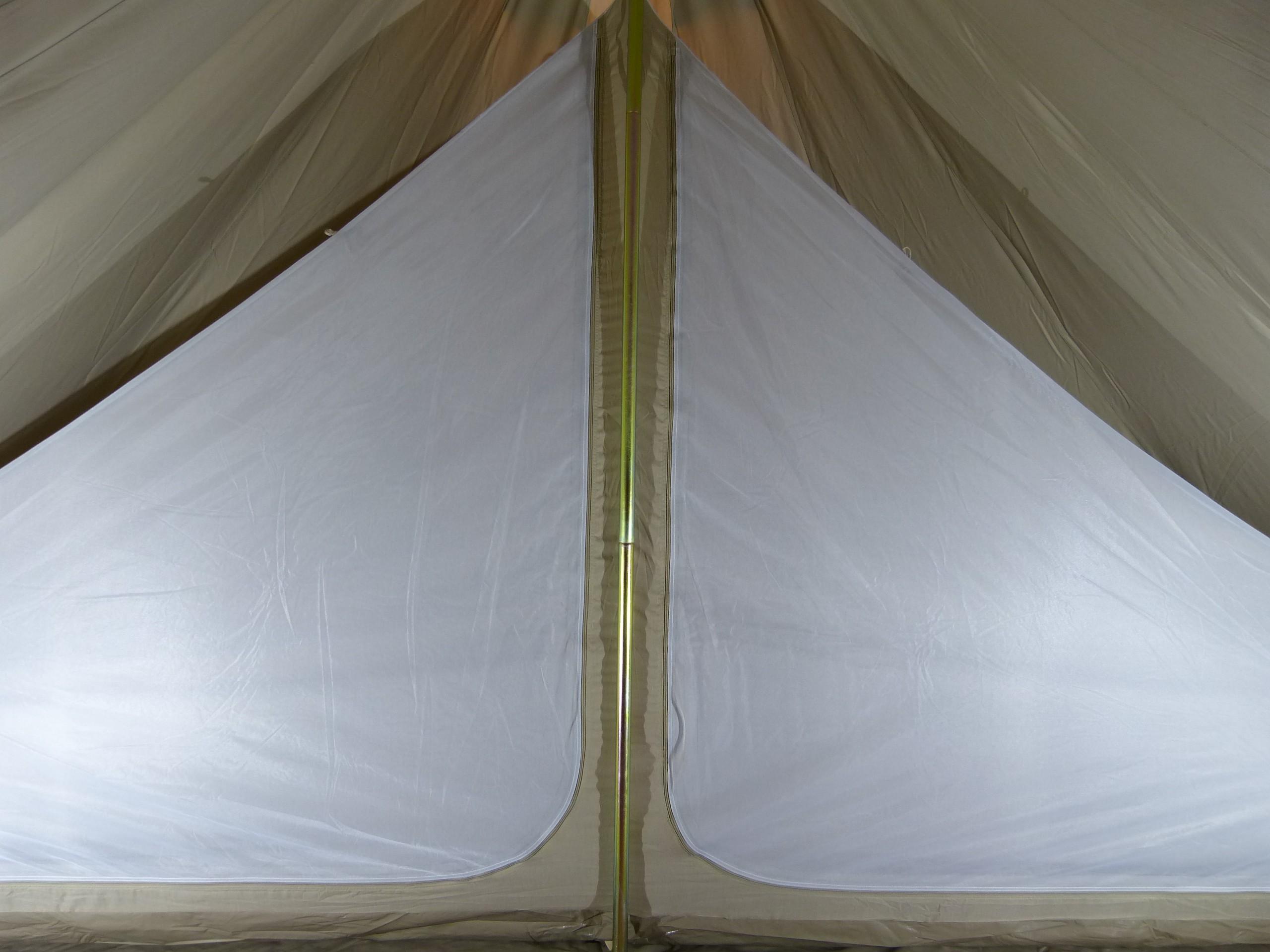 tente intérieur pour tente sibley