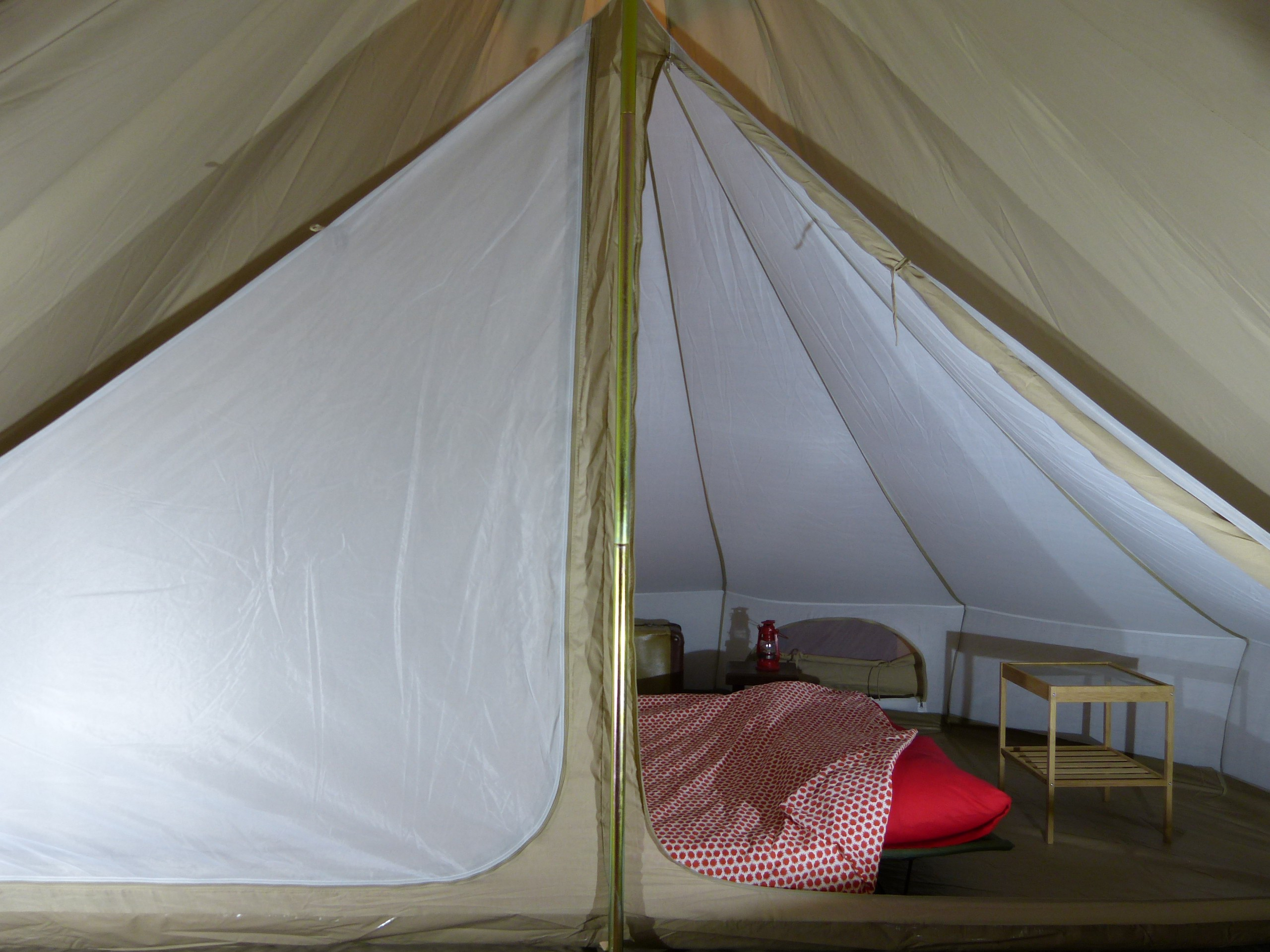tente intérieur sibley 450 ultimate