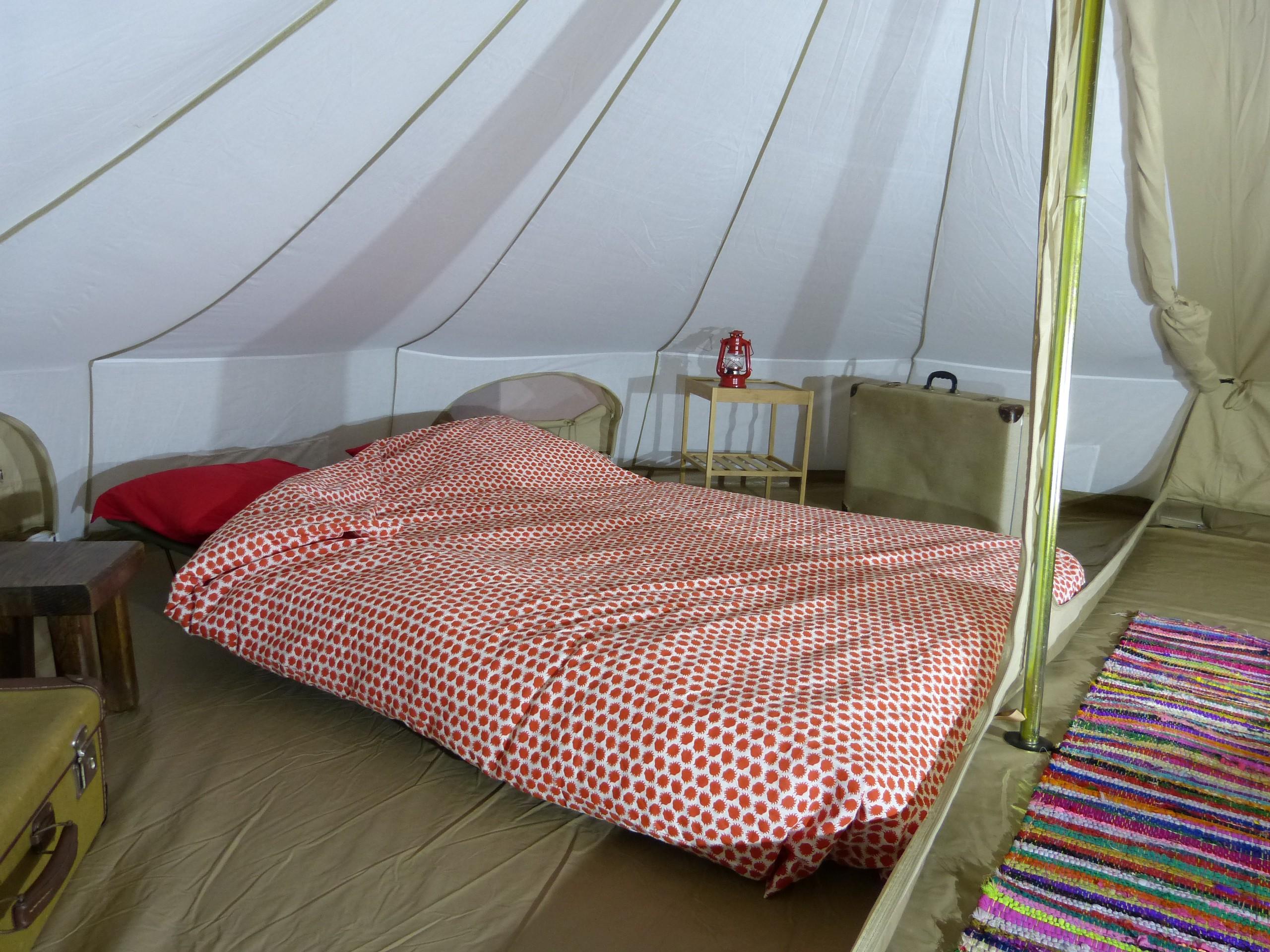 tente intérieur sibley 450