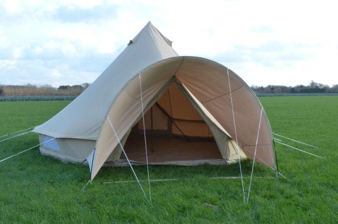 sheleter de tente sibley canopy