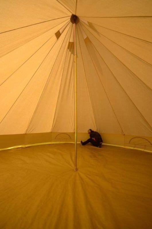 grande tente sibley 600