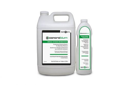 concrobium solution oxydante contre les moisissures toile en coton
